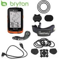 montaje del monitor de la computadora al por mayor-Bryton Rider 530 GPS Bicicleta Ciclismo Extensión de la computadora Monte ANT + Velocidad Cadencia Dual Sensor Monitor de ritmo cardíaco # 78564