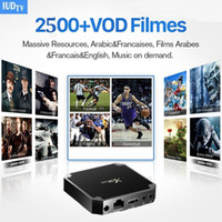 Wholesale iptv box indian channels for sale - Group buy high quality smart IPTV CHANNEL iudtv subscription Turkish Indian African US Channels use for android tv box Enigma2 Mag25X M3U x96mini