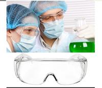 kamera frekansı toptan satış-stok ücretsiz kargo DHL Emniyet Gözlüğü standart gözlük yılında Koruyucu Gözlük Gözler Koruyucu Anti Sis Toz Geçirmez Gözlük Göz Glass gözlüğü