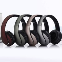 Wholesale headband headphones bluetooth resale online - KD23 Bluetooth Wireless earphone Headphones Headband TF Card Radio Bests Support Comfortable Gaming Headset Stereo HIFI for Android Universa