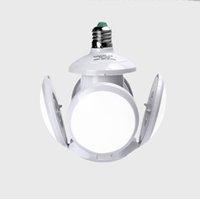ingrosso stanza delle lampade alogene-Pieghevole Led Bulb 40W calcio UFO E27 AC 85V-265V della sfera della bolla Lampadina Sostituire Camera 360W alogena Luce Decor Illuminazione