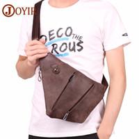 Wholesale extra packs for sale - Messenger Bag Men Genuine Leather Single Shoulder Fashion Crossbody For women handbag with brand Chest Pack Short Trip Bolsa designer tote