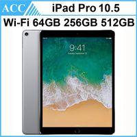 comprimés remis à neuf achat en gros de-Remis à neuf d'origine Apple iPad Pro 10.5 pouces version WIFI IOS A10X Chipset 4 Go de RAM 64 Go 256 Go 512 Go de ROM Tablet PC DHL 1pcs