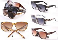 Wholesale ladies cycling resale online - summer woman fashion sunglasses man sport sunglasses withe driving sun glasses adumbral ladies cycling glasses goggle sunglasses MMA1860