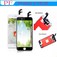 Wholesale repair digitizer screen for sale - Group buy High Brigtness LCD For iphone s Grade A LCD Display For Touch Digitizer screen Assembly Repair No Dead Pixels Tested