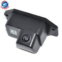 câblage de caméra de vue arrière achat en gros de-caméra de recul vue arrière fil étanche voiture vue arrière caméra de recul ADAPTÉ POUR MITSUBISHI lancer étanche IP67 + Grand Angle 170 Degrés