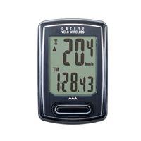 ingrosso bici digitale tachimetro-Cateye CC-VT230W Cycling Bike Velo Wireless Digital Computer Speedometer # 367356