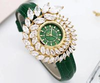 bronze brautkleider großhandel-Quarz-Uhren-Damenarmbanduhr-Kleidhochzeitsuhren mk Uhr-Relogies der Qualitätspandora-Luxusdesigner-Markenfrauen Diamant