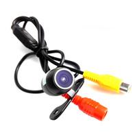 600TVL Waterproof CCTV Analog Camera 160 Degree Wide Angle Mirror Car Rear View Parking Security Camera