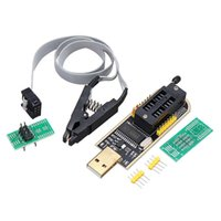ingrosso usb eeprom programmatore-CH341A professionale rapida velocità Mainboard modulo EEPROM del BIOS flash USB Programmer Test Clip