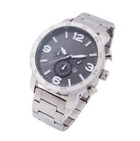 bracelet de calendrier achat en gros de-2019 montre de marque chaude pour les hommes de mode de luxe grand cadran design bracelet en cuir fossile date calendrier quartz montre-bracelet montre femme