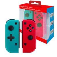 joystick-spielcontroller großhandel-Drahtlose Bluetooth Pro Gamepad Controller für Nintendo Switch Console Switch Gamepads Controller Joystick für Nintendo-Spiel