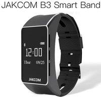 yeni akıllı saat satış toptan satış-JAKCOM B3 Akıllı İzle Akıllı Cihazlar Sıcak Satış yeni ürün gibi deepoon e3 p klasik izle