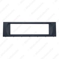 marco de dvd de coches al por mayor-Car 1Din Radio Audio Fascia Frame Kit para Audi A4 CD / DVD Player Dash Plate Panel Instalación Trim Kit # 2362