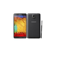 Wholesale t samsung galaxy note resale online - Original Refurbished Unlocked Samsung Galaxy inch Note3 Note N900A T N900V P G GB Andorid Quad Core Camera WIFI GPS Smartphone