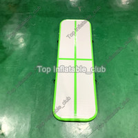 Wholesale gymnastics equipment for sale - Group buy Factory inflatable air track fitness equipment m w m inflatable air floor mm pvc tarpaulin gymnastics mat