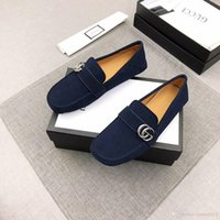 Wholesale diamond rhinestones shoes for sale - Group buy iduzi Dress Shoes Plus Size Luxury Men Casual Loafers Silver Black Diamond Rhinestones Loafers Rivets Shoes Wedding Party Shoes