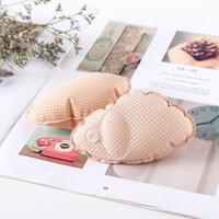 kız sütyen yastıkları toptan satış-Kadınlar Sihirli Sutyen Ekleme Pedleri Kız Push Up Jel Yapıştırıcı Meme Enhancer Bikini Dolgu 2 Renkler RRA1232
