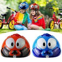 Wholesale kids safety helmets resale online - Animal Cartoon Children Bike Bicycle Helmet Multi Sport Safety Cycling Skating Scooter Helmet For Years Old Boy Girl Kid