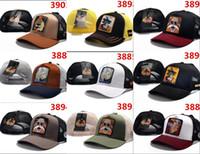 coelho dragão venda por atacado-2019 verão novas mulheres dos homens respirável chapéu coelho dragon ball padrão boné de beisebol esportes ao ar livre lazer gorras designer chapéu osso casquette