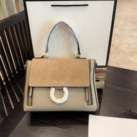 Wholesale real cell phones resale online - free shiping high quality shoulder bags women real leather chain crossbody bag handbags circle purse