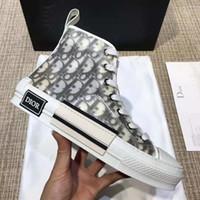 ayakkabı teslimatı toptan satış-2019 yeni sınırlı sayıda özel baskılı kanvas ayakkabılar, moda yönlü yüksek ve düşük ayakkabı, orijinal ambalaj ile ayakkabı kutusu teslimat 35-45