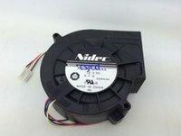 şiddetli fan toptan satış-NIDEC 9733 A35397-35BRA 12 V 2.7A Dört telli Şiddetli Fan Blower Türbin Fanı