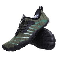 кроссовки сандалии мужчина оптовых-Men and Women Water Shoes Breathable Beach Shoes Outdoor Barefoot Upstream Sneakers  Swimming Diving Fishing Sandals