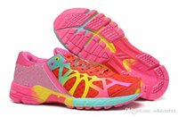 femme gel noosa achat en gros de-Best-seller de nouvelles chaussures de jogging Asic pour les femmes Gel-Noosa TRI 9 IX New Color Lightweight marche chaussures de sport de plein air de taille Taille 5.5-11