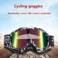 Wholesale carbon motorcycle helmets black for sale - Group buy Sports Riding Helmet Goggles Off road Motorcycle Goggles Sand proof Skiing Electric Motor Car Outdoor Glasses Motocross KTM New Arrived