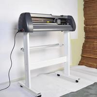plakate machen großhandel-Beste Angebot 720mm Cutter Plotter Maschine 28 Zoll Vinyl Cutter 28 '' Schneideplotter für die Herstellung von A3 Poster