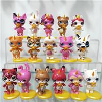 paquete de muñecas al por mayor-Poopsie Sparkly Cutie Toy Micro Landscape Cake Decorate Toys Unicorn Doll Opp Package con varios patrones 1 3xc J1