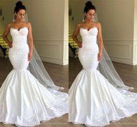 ffad9acf48da Wholesale backless spaghetti straps wedding dress for sale - Group buy  Elegant Plus Size Spaghetti Straps