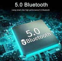 ingrosso bt cuffie-Nuovissima elettronica di caricamento senza fili di alta qualità H1 chip Bluetooth Cuffie auricolari auricolari BT 5.0 Toccare pulsante di controllo PK I10 I20 I60