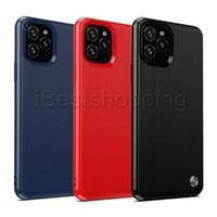armadura slim do caso iphone6 venda por atacado-Stripe Linha 2.0MM Magro Armadura TPU para o iPhone 11 Pro Max Iphone6 6S PLUS 7 8 PLUS X XR XS