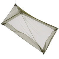 москитные сетки на открытом воздухе оптовых-Summer Outdoor Mosquito Net Camping Tent For Adults Children Protector Insect  Mosquito Bed Tent Travel Camping