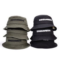 dış mekan şapkaları kamuflaj toptan satış-2019 erkekler kadınlar için açık kova şapkalar kamuflaj balıkçı kap kap kamp avcılık chapeau bob kova şapka panama yaz güneş plaj balıkçılık caps