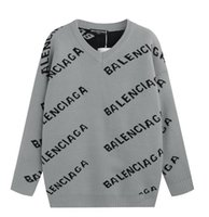 jacke brief paar großhandel-19ss Frauen Designer Pullover Neue Mode voller Brief drucken V-Ausschnitt Pullover lose Version Paar Modelle Jacke Pullover