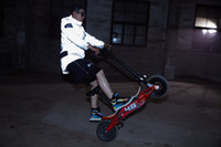 scooters électriques chinois achat en gros de-Mini vélo électrique et scooter électrique