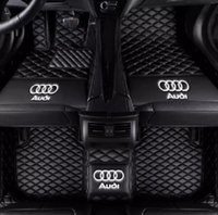 Wholesale audi a8l for sale - Group buy car mats all weather non slip non toxic mat for Audi A1 A3 A4 A5 A6 A7 A8 A8L Q3 Q5 Q7 R8 S1 S3 S4 S5 environmentally friendly