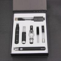 Wholesale magic vaporizer pen for sale - Group buy magic in electronic cigarettes vape kit with Wax vaporizer Ago MT3 Glass Globle atomizer EVOD battery vaporizer pen