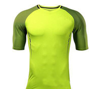 Wholesale fitness jersey resale online - men popular football clothing personalized custom men s popula women fitness clothing training running competition jerseys custom sui
