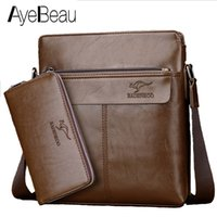55201ea687ef Hand Work Portable Handbag Business Satchel Office Male Messenger Bag Men  Briefcase For Document Portfolio Bussiness Portafolio