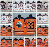 Wholesale oiler jerseys for sale - Group buy Edmonton Oiler Connor McDavid Jersey Wayne Gretzky Leon Draisaitl Milan Lucic Ryan Nugent Hopkins Hockey Stitched Jerseys