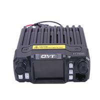 mobil tabanlı araba toptan satış-QYT KT-7900D 25 W Mini Araba mobil iki yönlü telsiz baz radyo araç monte Walkie Talkie Araba 4 Bantları Quad Band Quad bekleme