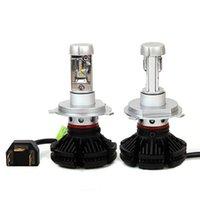 ч фары с фарами оптовых-2 шт. X3 H4 Автомобиль Светодиодные Лампы Фар H / L Луч Авто Лампы Передний Свет