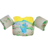 babyleben groihandel-Puddle Jumper Basic Life Jacket Kinderschwimmweste für Schwimmen Wassersport Babykörper Schwimmer zwem Boje 35 #