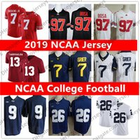f1f98c6109b Wholesale alabama jerseys for sale - Group buy 2019 NCAA Jersey Alabama Tua  Tagovailoa Buckeyes Nick