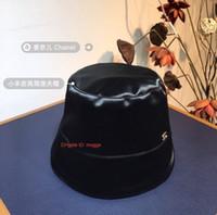Wholesale vintage bucket hats resale online - Flat cap Adult Outdoor Fisherman Cap Hat Vintage Cotton Bucket Hat Fashion Accessory