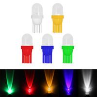 bulbo de diodo venda por atacado-Bulb 1Pcs 12V 5W T10 W5W Fria LED Branco Car Side Wedge Light Reading Auto Light-Emitting Diode Largura Turn Signal Lamp Taillight